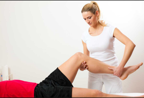 sports physiotherapist